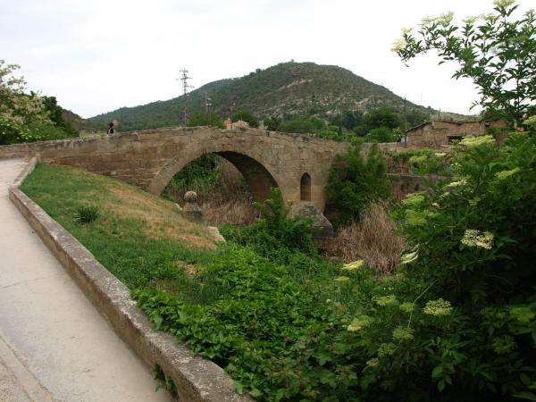Pont de les Merites - Torà