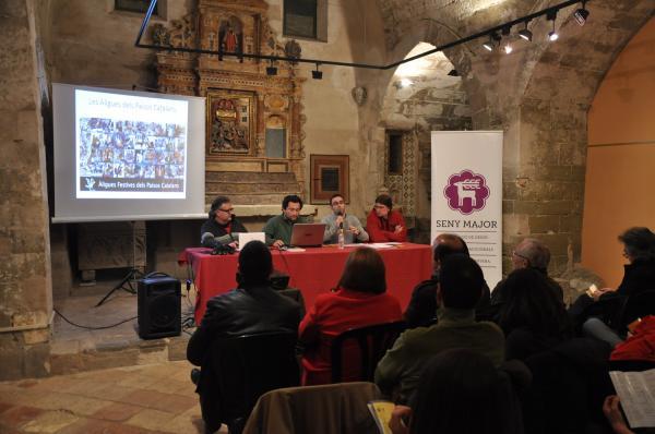12.01.2013 Els actes es desenvoluparan entre el 25 de gener i el 10 de febrer,  Cervera -  Agrupació Seny Major