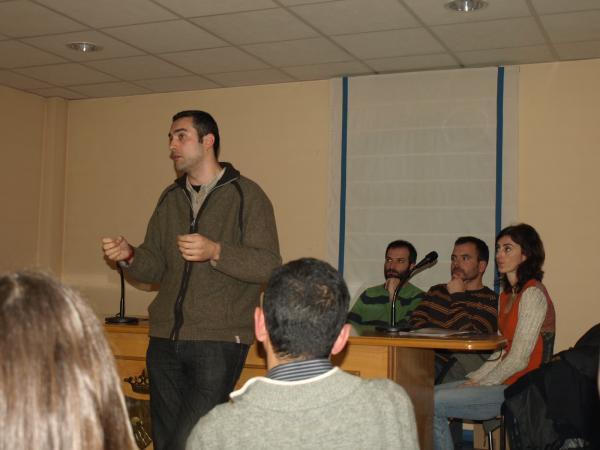 intervenció de Bernat Solé, alcalde d'Agramunt - Agramunt