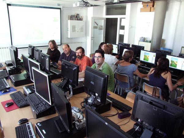 28.01.2013 Cursos d'informàtica gratuïts per grups de 10 persones  Guissona -  Ajuntament de Guissona