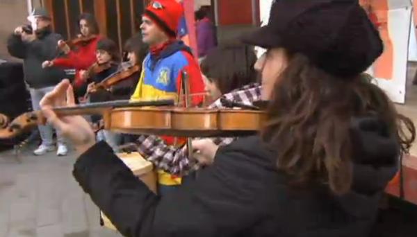 02.02.2013 Rua  del Carnaval  Torà -