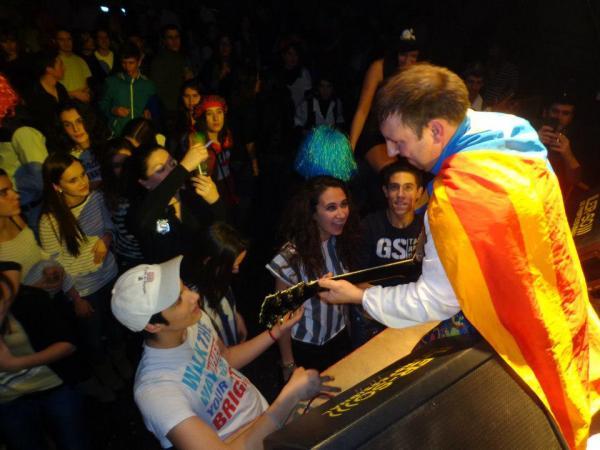 02.02.2013 Ball de Carnaval  Torà -  Tremendos