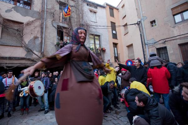 02.02.2013 La Bruta  Torà -  xavi santesmasses