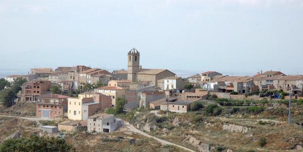 09.02.2013 Vista del poble  Nalec -  Albert
