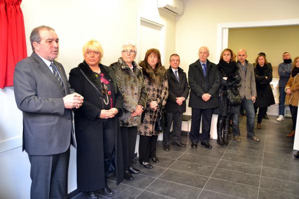 11.02.2013 Acte d'nauguració de la sala de vetlla de Torà  Torà -  Diputació de Lleida