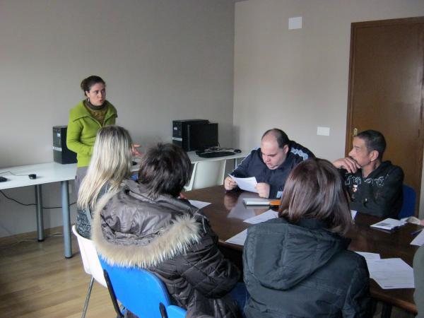 11.02.2013 Reunions informatives del Programa d'Ocupació per persones aturades de llarga durada  Torà -  CC Segarra