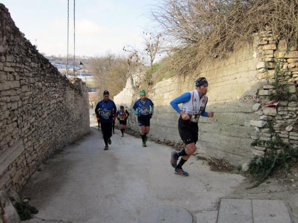 24.02.2013 1r santRUNmon, pujada cap a Gospi  Sant Ramon -  Xavi Botet