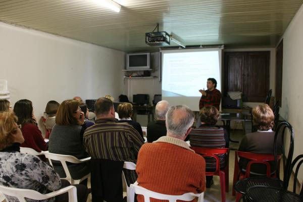 26.02.2013 Taller d'Alimentació Saludable  Massoteres -  CC Segarra