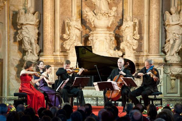 Quartet Casals i Alba Ventura al 1r Festival de Pasqua de Cervera