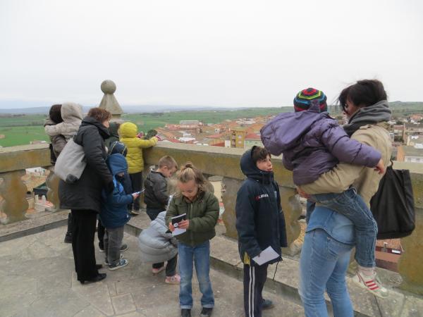 26.03.2013 sessions de contes al campanar  Guissona -  Ajuntament de Guissona