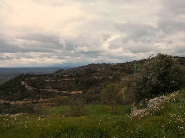 01.04.2013 Vista del Montsec  L'Aguda -  Ramon Sunyer