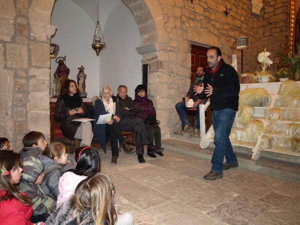 contes i narracions a l'església de Florejacs - Florejacs