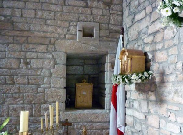 10.04.2013 Església de Sant Jordi   Alta-Riba -