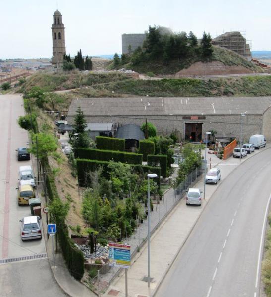 Les instal·lacions d'Agriplant Huguet - Calaf