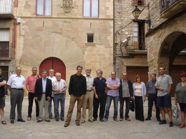 trobada fundacional de la Xarxa Sikarra, al passat mes de juliol - Els Prats de Rei