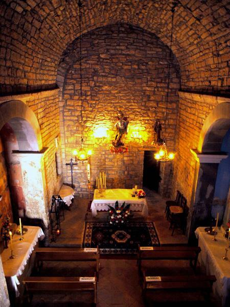 21.04.2013 Església de sant Jordi  Alta-riba -  Jaume Moya