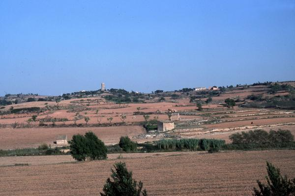 27.04.2010 Vista de la zona de la Manresana  Els Prats de Rei -  Ramon Sunyer