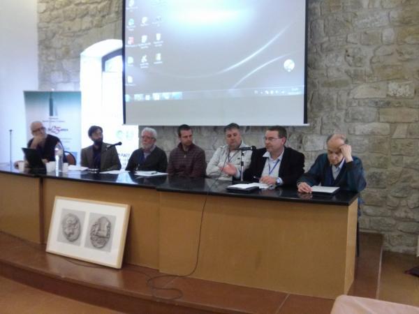 04.05.2013 Debat paisatge  Santa Coloma de Queralt -