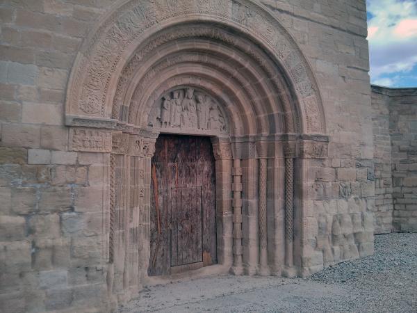 06.05.2013 El convent  Santa Coloma de Queralt -  Ramon Sunyer