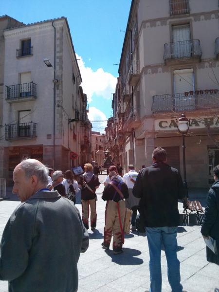 06.05.2013 Cercavila  Santa Coloma de Queralt -  Ramon Sunyer