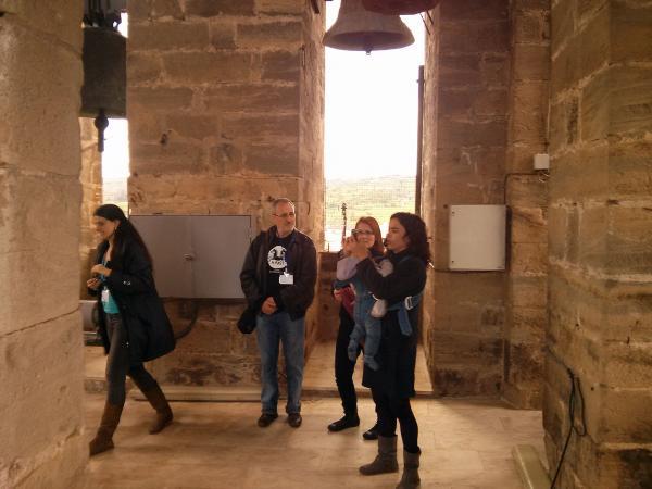 06.05.2013 El campanar  Santa Coloma de Queralt -  Ramon Sunyer