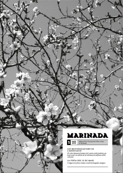 Portada de la revista Marinada