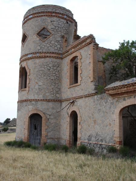 17.05.2013 Torre dels Francesos  Rubinat -  Tomas Sarri