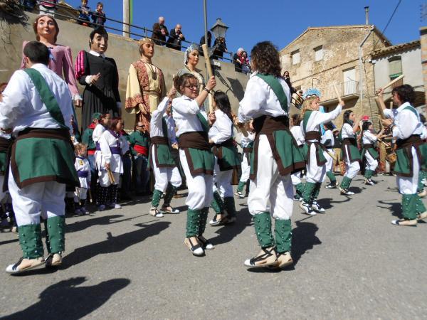 27.05.2013 Actuació dels bastoners  Sedó -  Ajuntament TiF