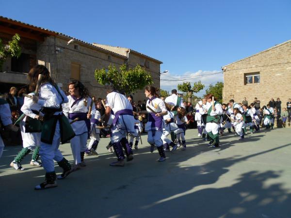 25.05.2013 La colla els Bastoners de Sedó  Sedó -  Ajuntament TiF