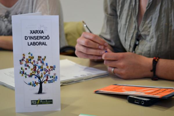 27.05.2013 XIL, Xarxa d'Inserció Laboral a la Segarra.  Cervera -  CC Segarra