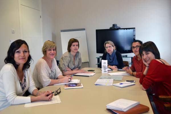 27.05.2013 Trobada de les diferents entitats de la Xarxa d'Inserció Laboral de la Segarra  Cervera -  CC Segarra