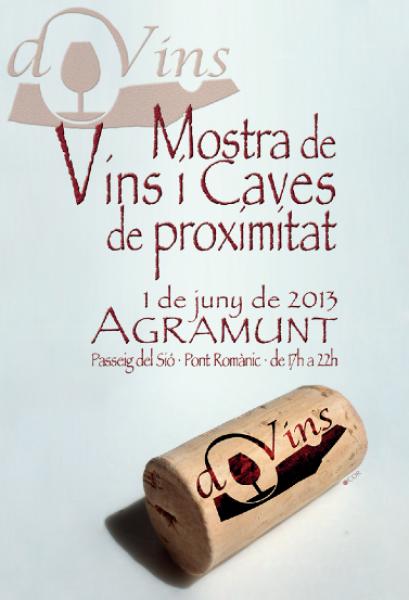 cartell D Vins, la Mostra de Vins i Caves de Proximitat - Agramunt