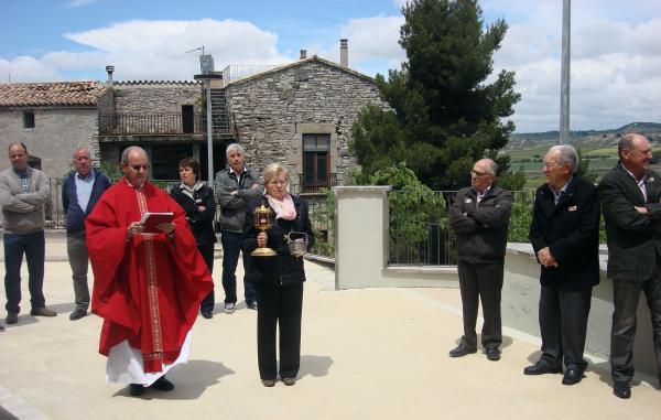 19.05.2013 Benedicció del terme a l'aplec de Sant Isidre  Sant Antolí i Vilanova -  CC Segarra