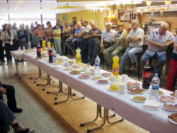 23.06.2013  El Bar Restaurant del Centre Cultural Municipal torna a obrir portes  Sant Ramon -  CC Segarra