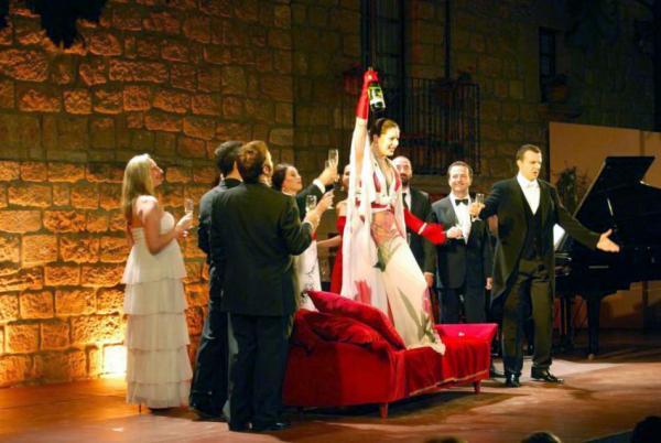 30.06.2013 Actuació  Sant Pere Sallavinera -  Nits Culturals