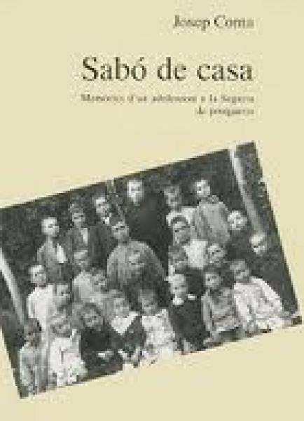 'Sabó de casa', un dels reculls de narracions de Josep Coma - Tarroja de Segarra