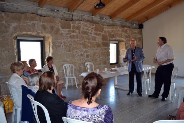 28.06.2013 Acte de cloenda del Club de lectura  Concabella -  CC Segarra