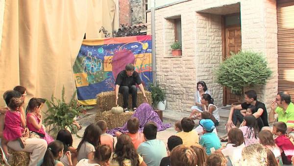04.07.2011 Festival de Llegendes de Catalunya  Sant Martí de Tous -  Fesllecat
