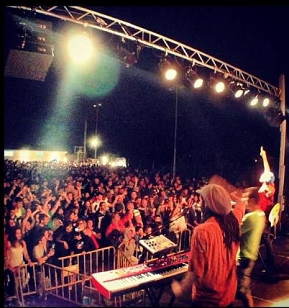 29.06.2013 Sant Ramon Rock 2013 ha estat ha resultat la més multitudinària de totes fins ara  Sant Ramon -  CC Segarra