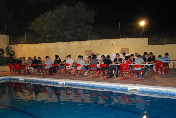 05.07.2013 5a edició del torneig d'escacs de Sedó amb 32 participants  Sedó -  Ajuntament TiF