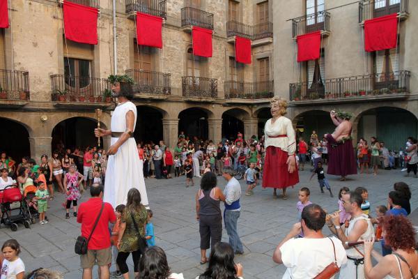 09.07.2013 Capvespres a la romana  Guissona -  Josefina