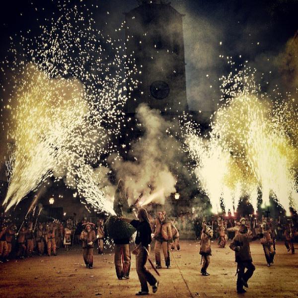 15.07.2013 Accèssit del concurs d'Instagram lasegarraclic   Cervera -  Gerard Clos
