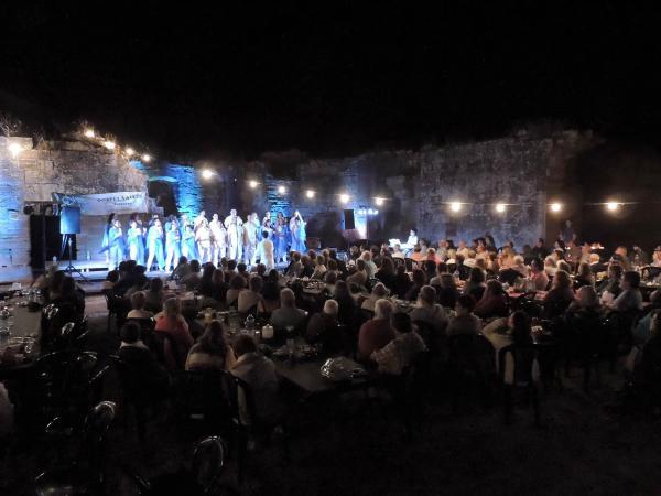 05.07.2013 Actuació del grup Gospel Vallès  Guissona -  Kuartos de Segle