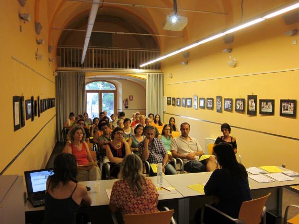sessió informativa a la Biblioteca de Guissona, divendres 12 de juliol - Guissona