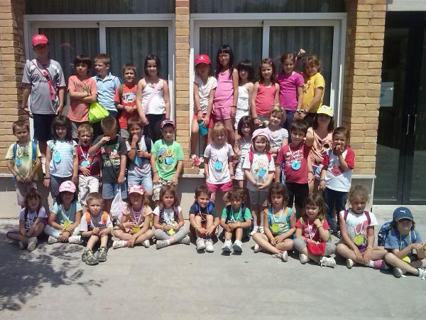 22.07.2013 Esportivitza l'estiu a Sant Guim l'escola d'estiu d'enguany  Sant Guim de Freixenet -  CC Segarra