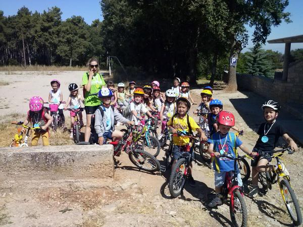 22.07.2013 Activitats de l'escola d'estiu a   Sant Guim de Freixenet -  CC Segarra