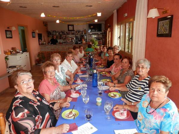 28.07.2013 2a trobada d'antigues alumnes de l'escola de Florejacs  Florejacs -  Isabel Carboneras