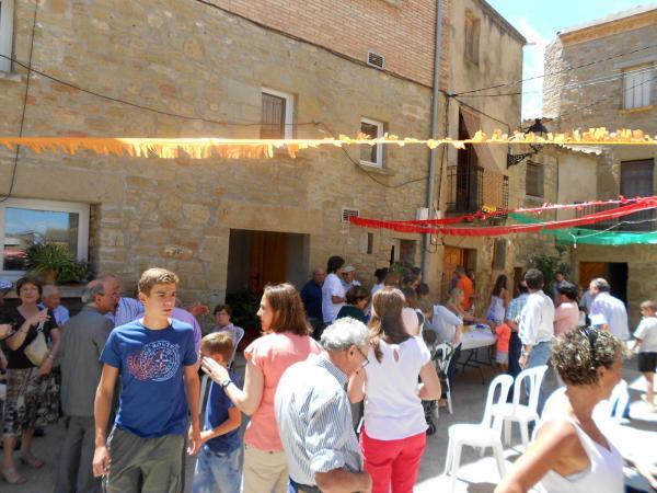 28.07.2013 vermut popular de festa major  Riber -  Ajuntament TiF