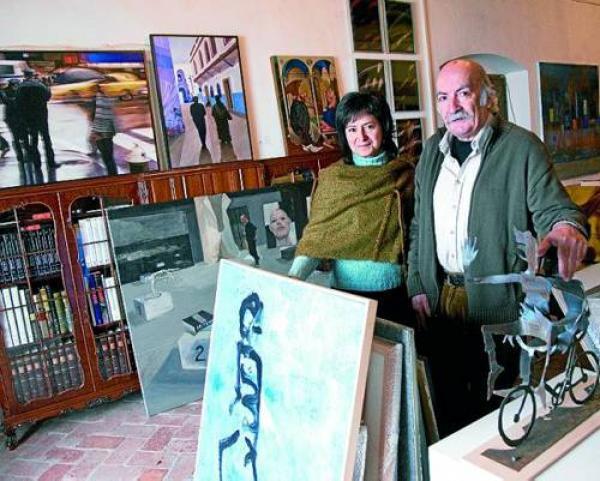 El Ferran i la Laura impulsors de Cal Talaveró