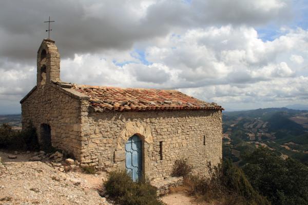 13.08.2013 Ermita de Sant Miquel de Montclar (Pontils)  Montclar -  ambbotes